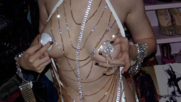 Christina Aguilera Nude New Photo Gallery And Videos - 8