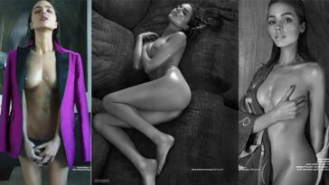 Olivia Culpo Nude & Topless ULTIMATE Collection 136