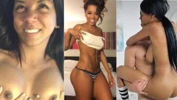 Brittany Renner Nude LEAKED Pics And Sex Tape Porn 178