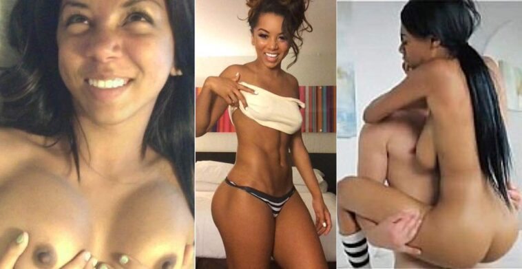 Brittany Renner Nude LEAKED Pics And Sex Tape Porn 1