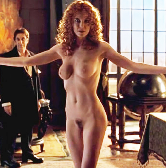 Connie Nielsen Nude Pics & Topless Sex Scenes Compilation 1