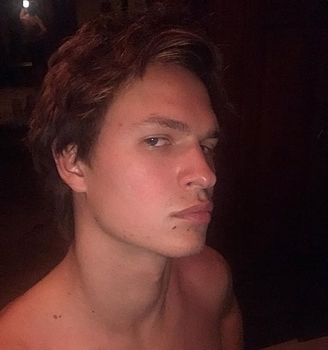 Ansel Elgort Nude LEAKED Bulge Pics & Private Porn Video 1