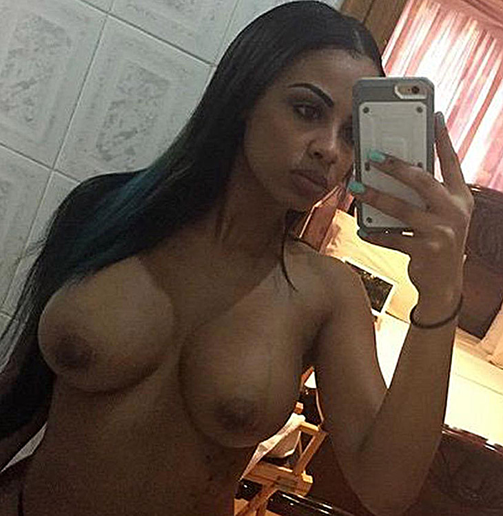 Analicia Chaves Nude Leaked Pics and Ana Montana Porn video 1