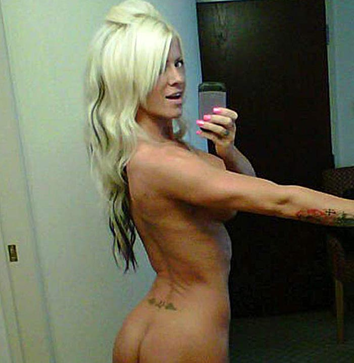 Angelina Love Porn Video and Shocking Leaked Nudes 1