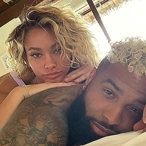 Lauren Wood Nude Pics & LEAKED Sex Tape With Odell Beckham Jr 1