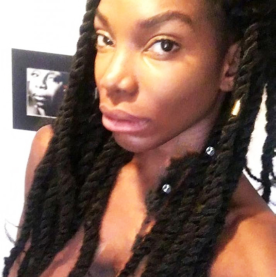 Michaela Coel Nude LEAKED Photos & Sexy, Feet Collection 1