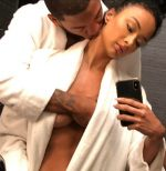 Draya Michele Nude Sex and Blowjob in Leaked Porn Video 9