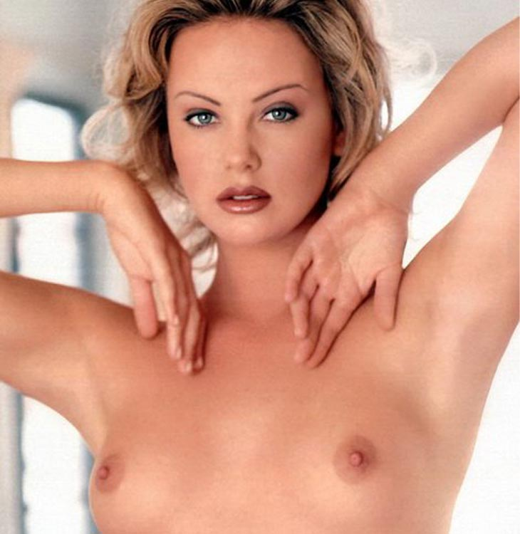 Charlize Theron Nude Photos and Scenes Collection 1